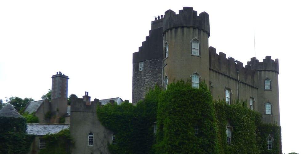 Visitar el castillo de Malahide en Irlanda desde Dublín