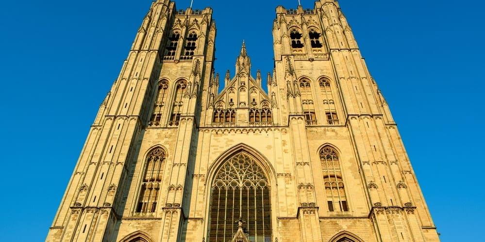 Historia y horario de la Catedral de San Miguel y Santa Gúdula de Bruselas