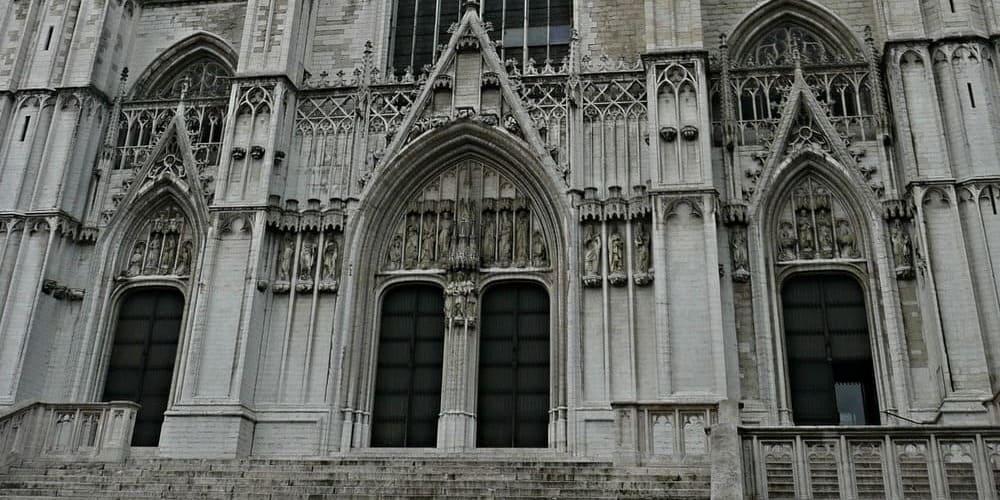 Precio de la Catedral de Bruselas