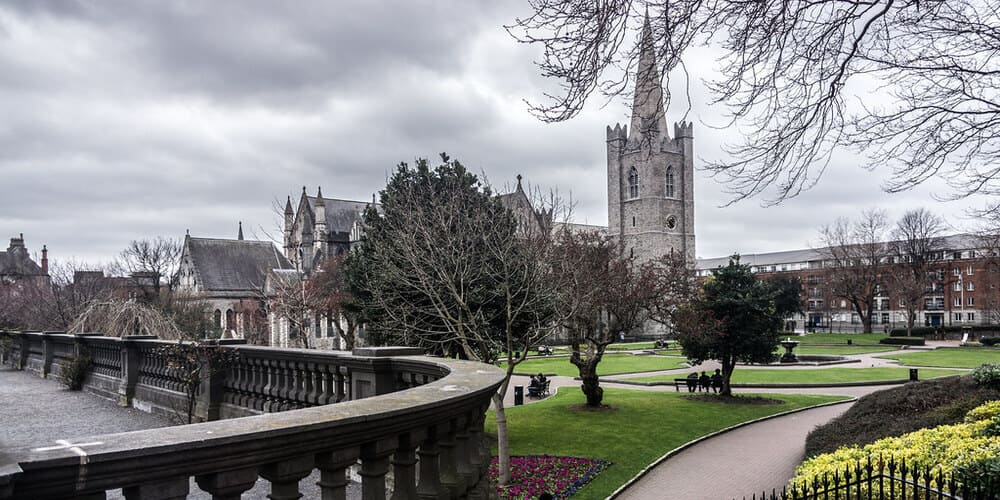 Cómo visitar y llegar a la Catedral de San Patricio en Dublín