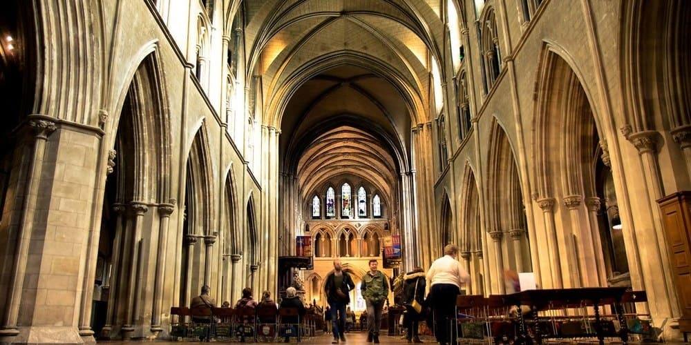 Horario de la Catedral de San Patricio en Dublín