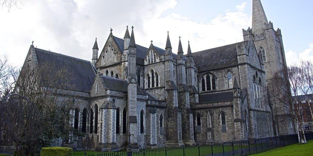 Precio de la catedral de San Patricio en la capital de Irlanda