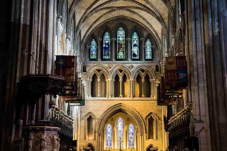 La catedral de San Patricio de Dublín: información, visitas, precio y horario