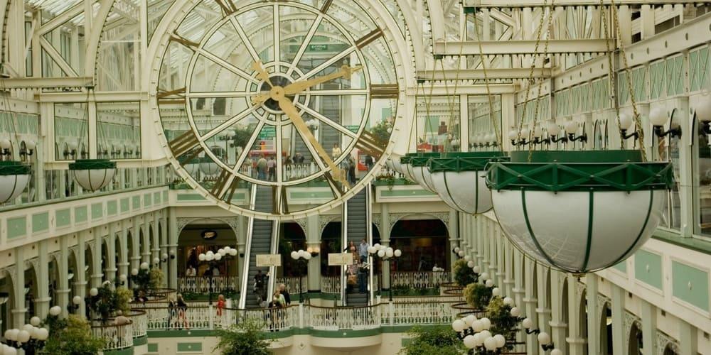 Stephen's Green, el centro comercial de Dublín más bonito y famoso