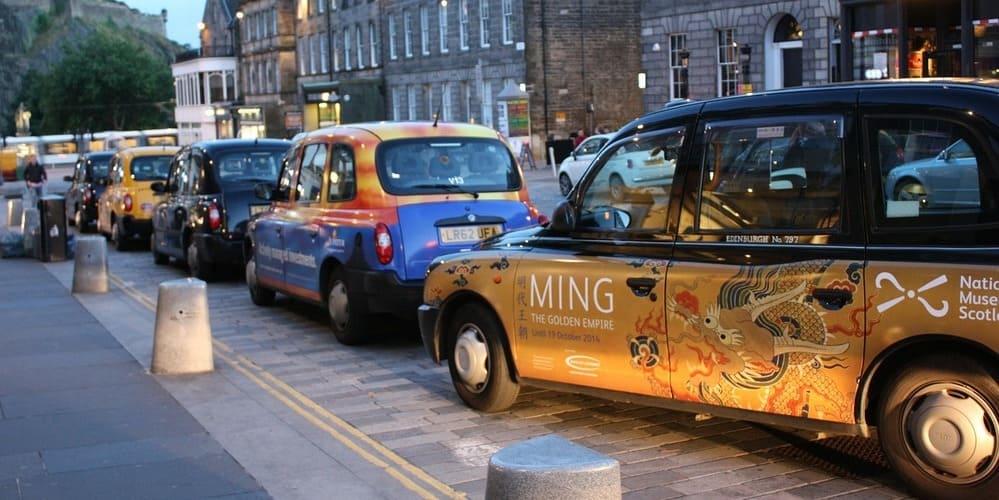 Mejores consejos sobre el transporte de Edimburgo