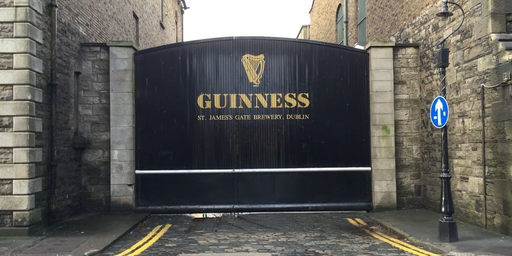 Museo de Guinness Storehouse