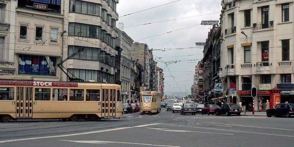 Dónde dormir en Bruselas - tipos de alojamiento