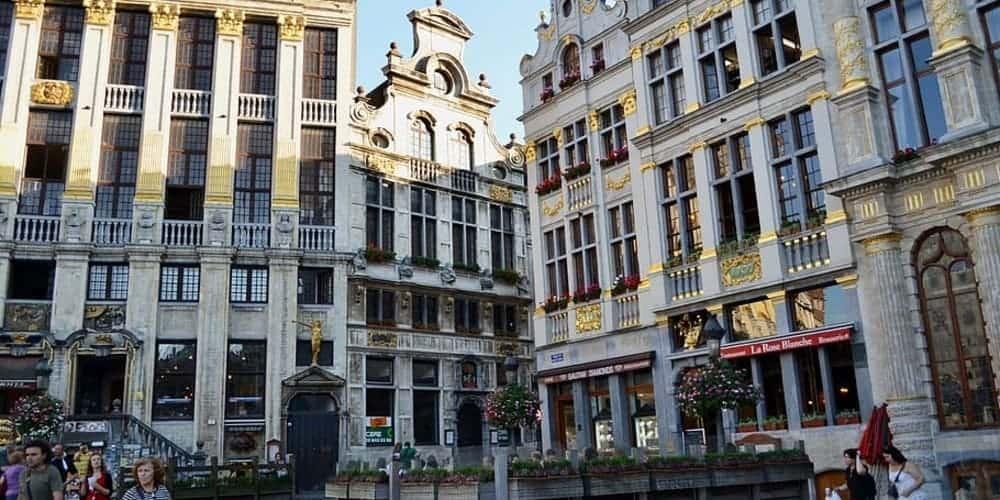 Dónde alojarse en Bruselas barato
