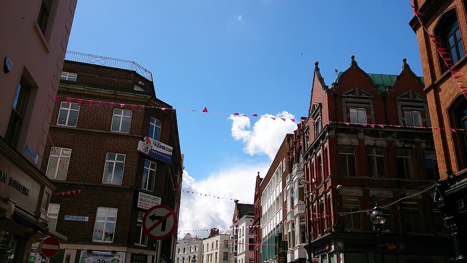 O'Connell Street, una de las mejores zonas en donde dormir en Dublín