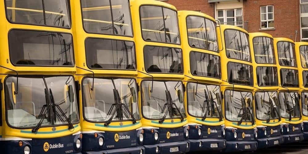 Tarifas y leap card del Dublin bus en Irlanda