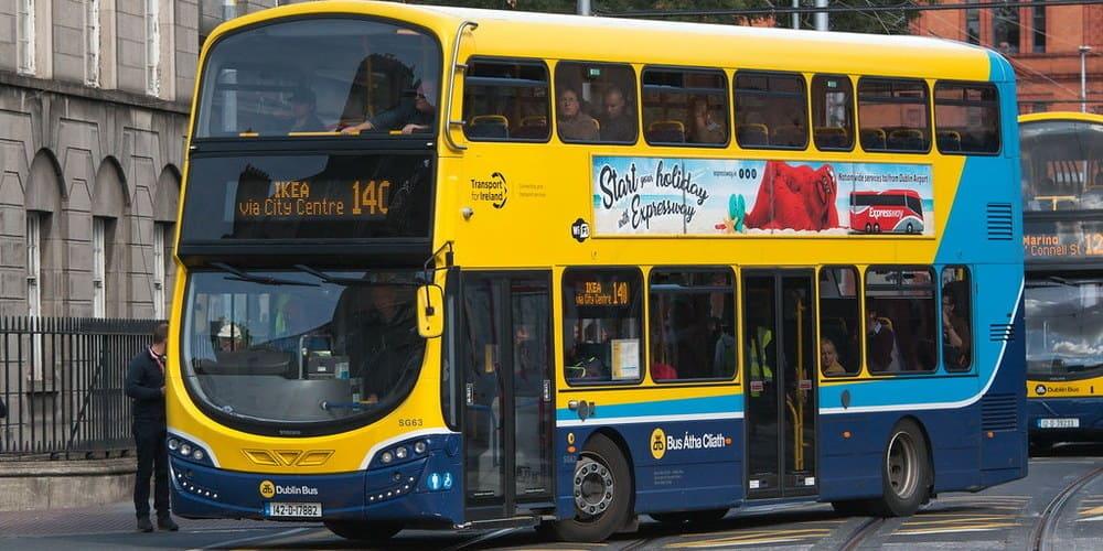 Horarios del Dublin bus