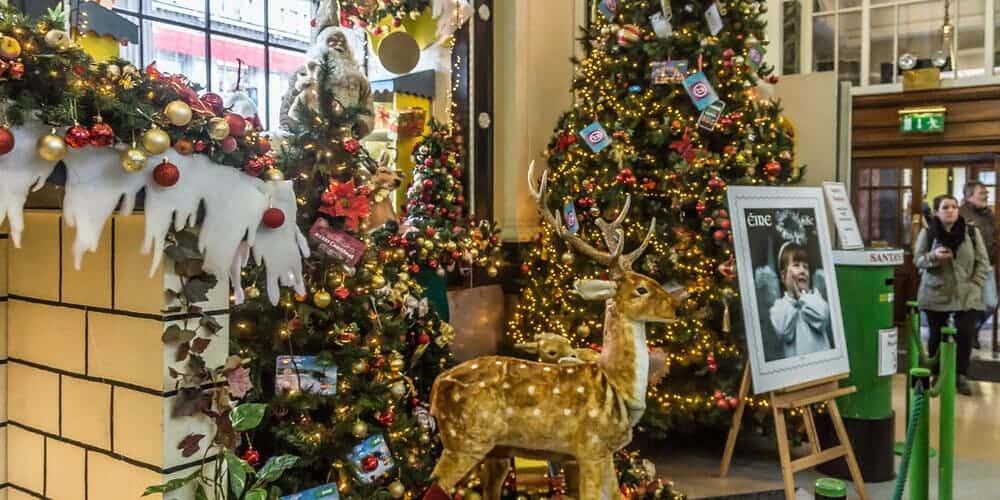 Qué visitar en Dublín en Navidad