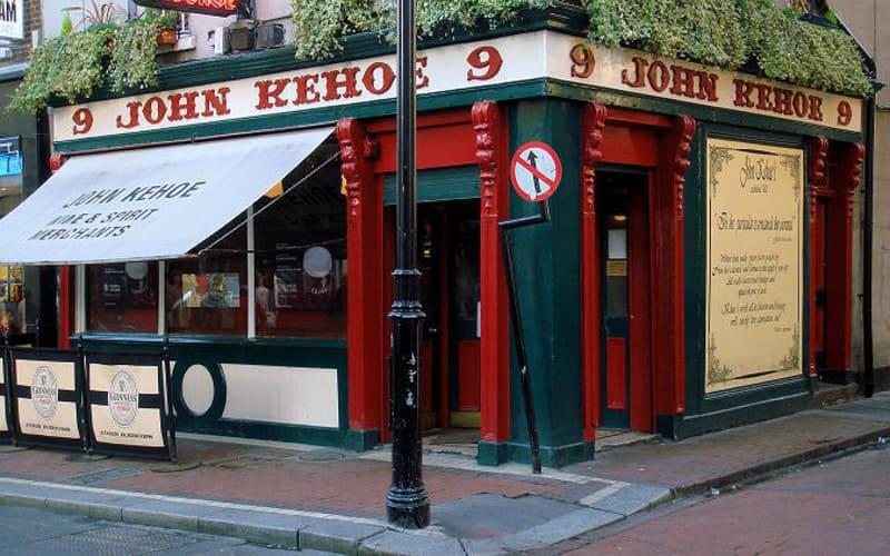 Kehoes Pub de Dublín importante