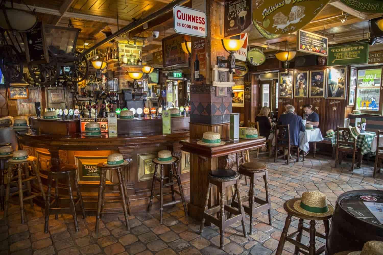 Los 13 mejores pubs de Dublín