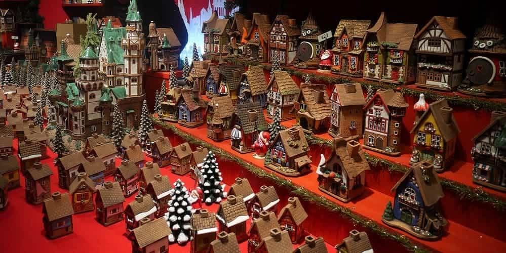 Mercados de la Navidad de Edimburgo