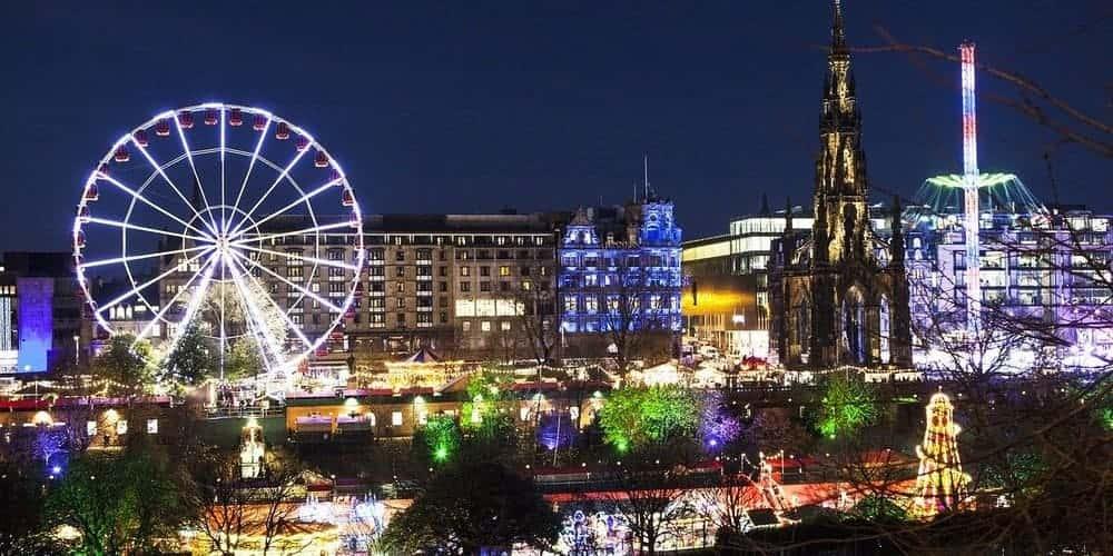 Navidad en Edimburgo con niños - qué hacer en familia