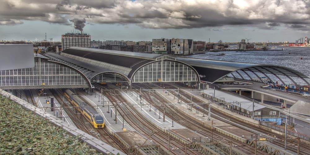 Estación central Amsterdam