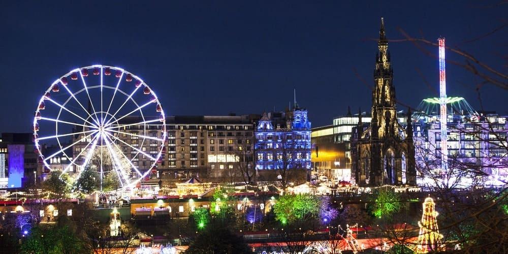 Nochevieja en la capital de Escocia