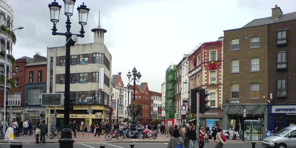 Descubre todo lo que puedes ver en Grafton Street en Dublín