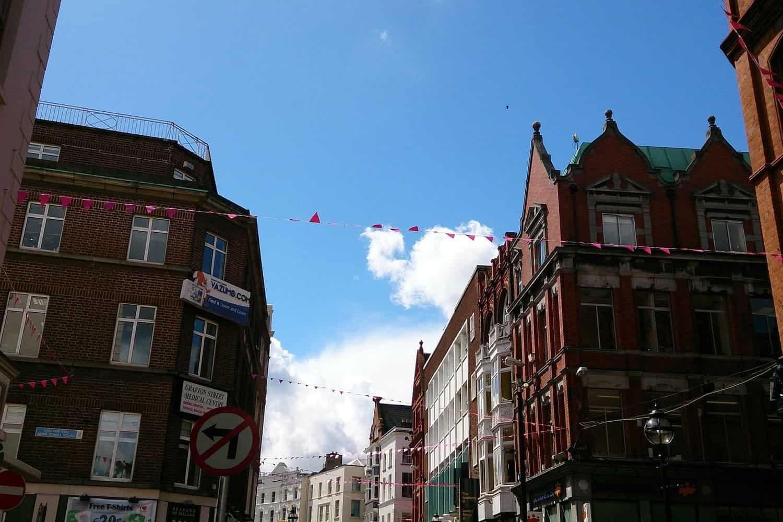 Grafton Street, la calle más comercial y viva de Dublín