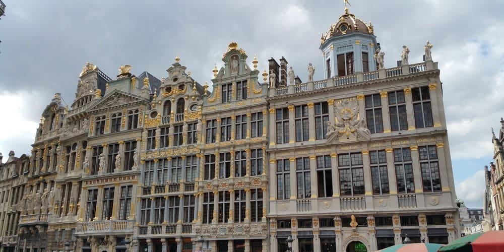 Ubicación y cómo llegar a la gran plaza de Bruselas