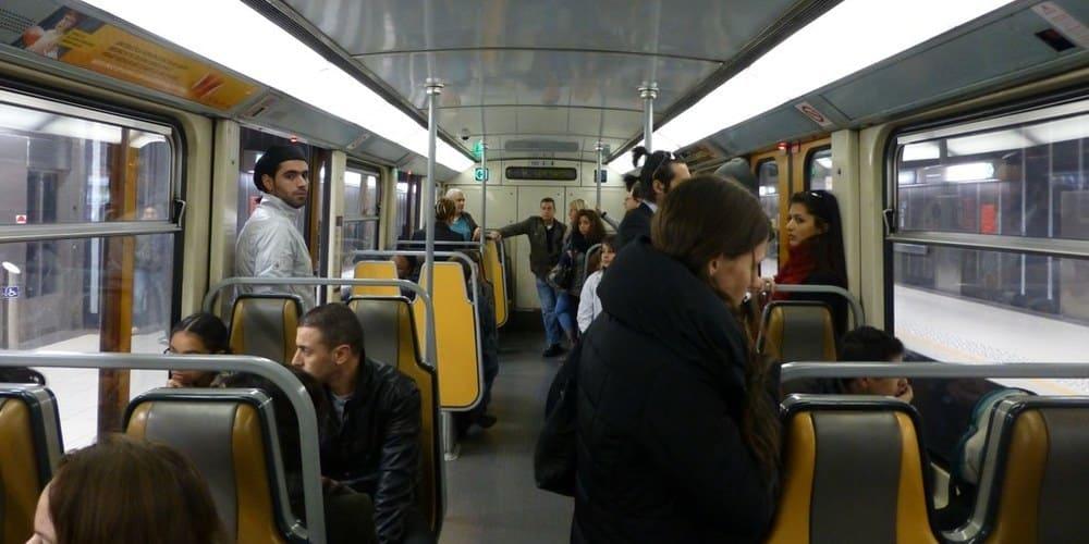 Horario del metro de Bruselas