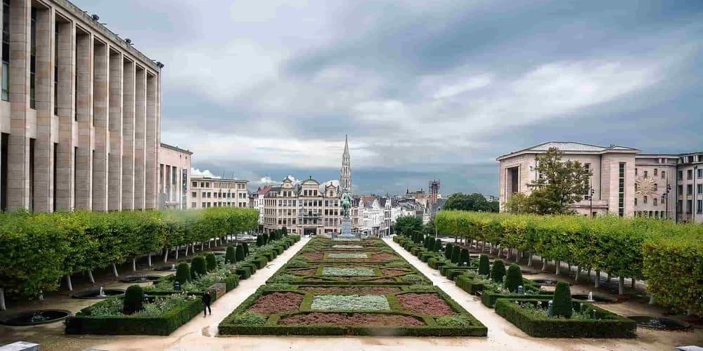 El Monte de las Artes de Bruselas - cómo llegar y qué ver a su alrededor
