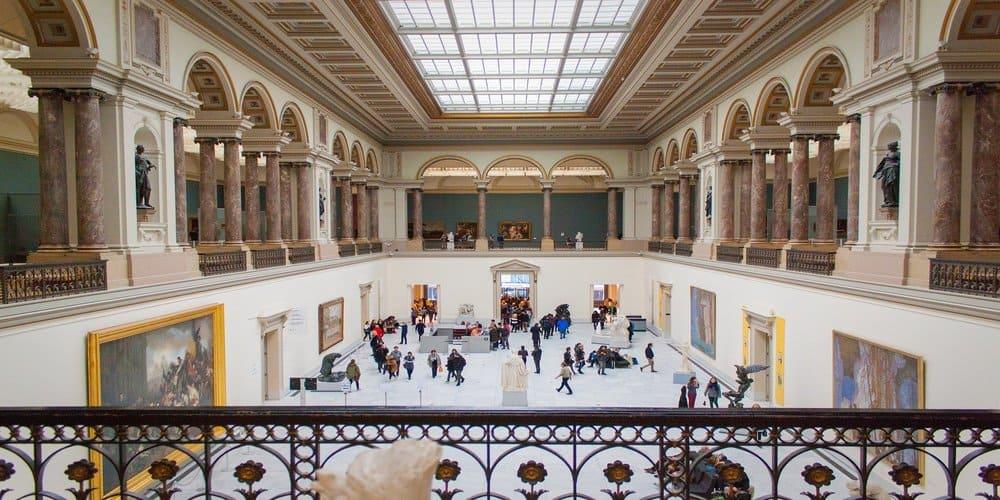 Museos en Bruselas de Bellas Artes