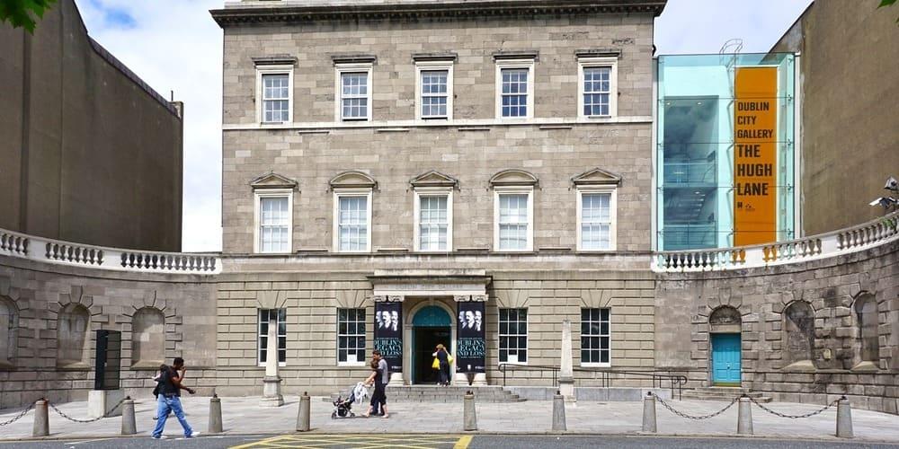 Colección National Portrait del National Gallery Dublin
