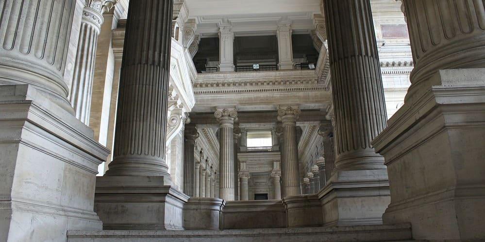 Precio y horario del Palacio de Justicia de la capital belga