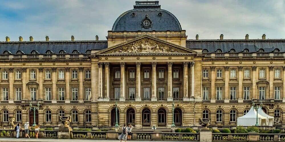 El Palacio Real de la capital de Bélgica - conoce su historia