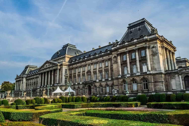 El Palacio Real De Bruselas: Precio, Horario y Visitas