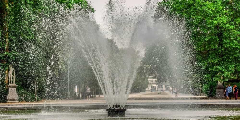 Mejores parques de Bruselas - Parque del Cincuentenario, Jardín Botánico y más