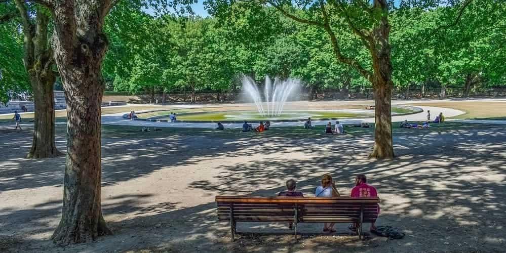 Conoce cuál es el mejor parque de Bruselas