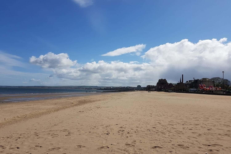 Las mejores playas de Edimburgo y alrededores para enamorarte ❤️