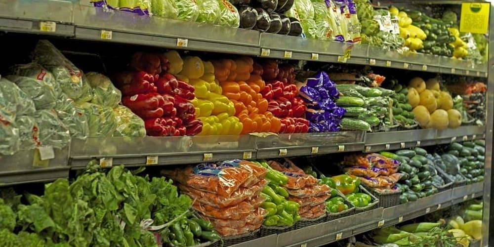 Precios en Bruselas de alimentos y supermercados