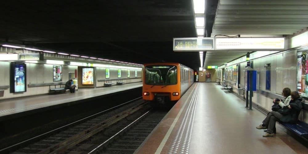 Tarifas del Transporte Público de la capital belga