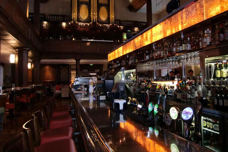 Pub the Church en Dublín: el mejor lugar para beber Guinness