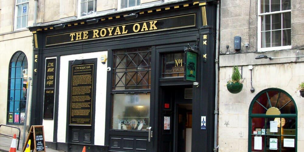 The Royal Oak - un pub de Edimburgo imprescindible
