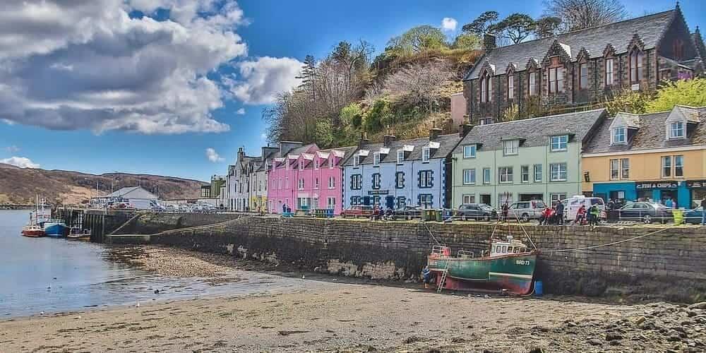 Portree: El pequeño pueblo pesquero de Isla de Skye que hay que visitar obligatoriamente