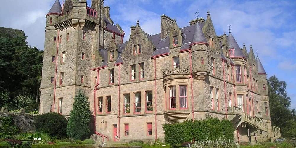 Visitar el Castillo de la capital de Irlanda del Norte
