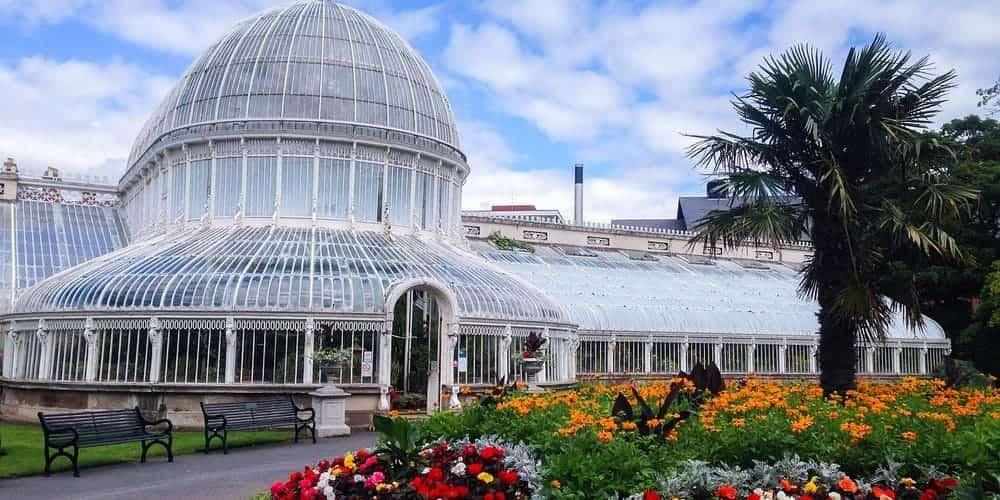 Qué visitar la capital de Irlanda del Norte - el Jardín Botánico