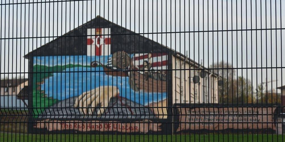 Los murales de la ciudad de Belfast, una actividad imprescindible