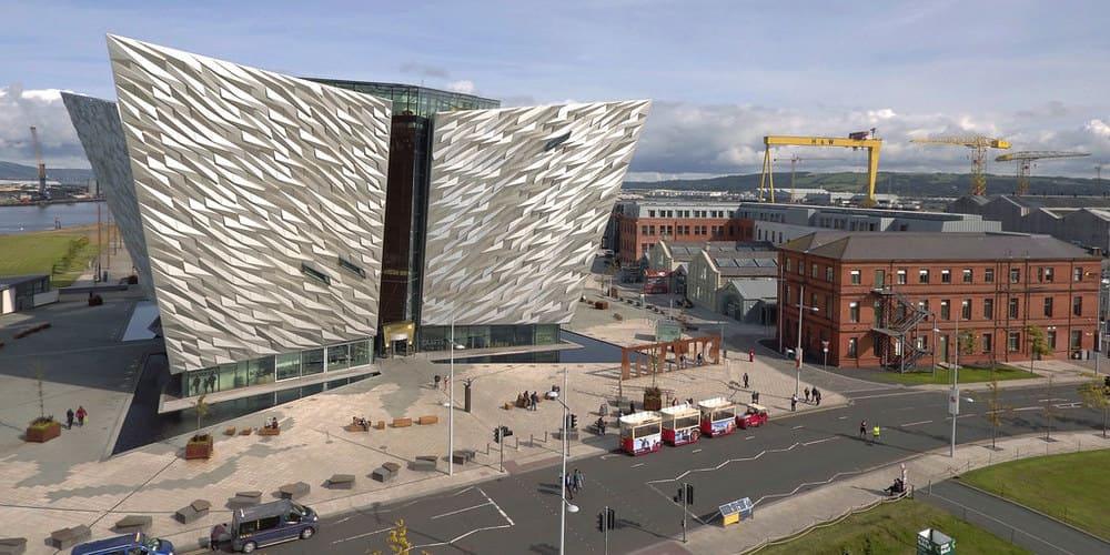 El Museo del Titanic en la capital de Irlanda del Norte, un imprescindible que hay que ver en Belfast en un día