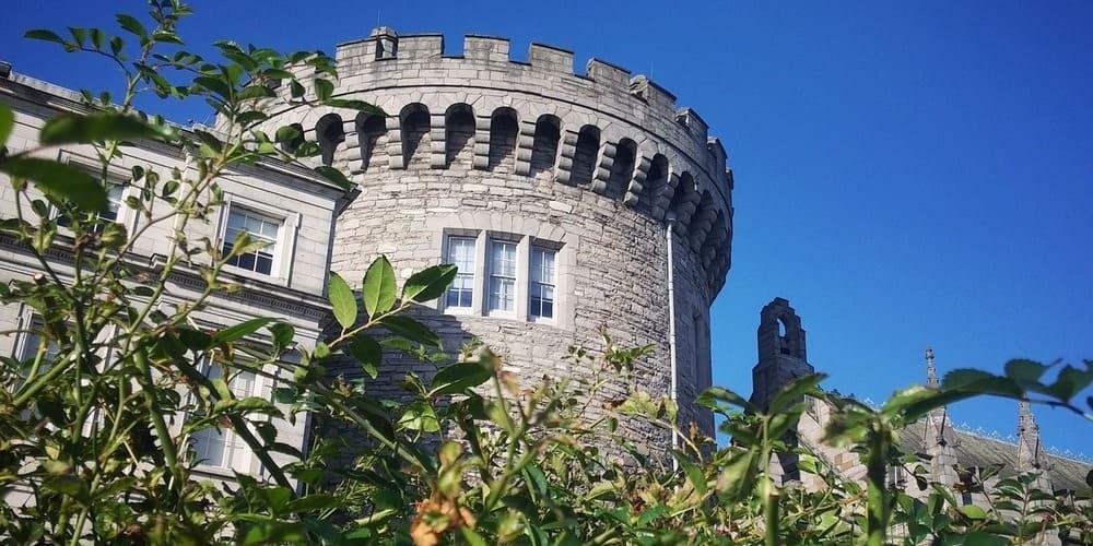 El castillo de Dublín - itinerario de 1 día por la capital irlandesa