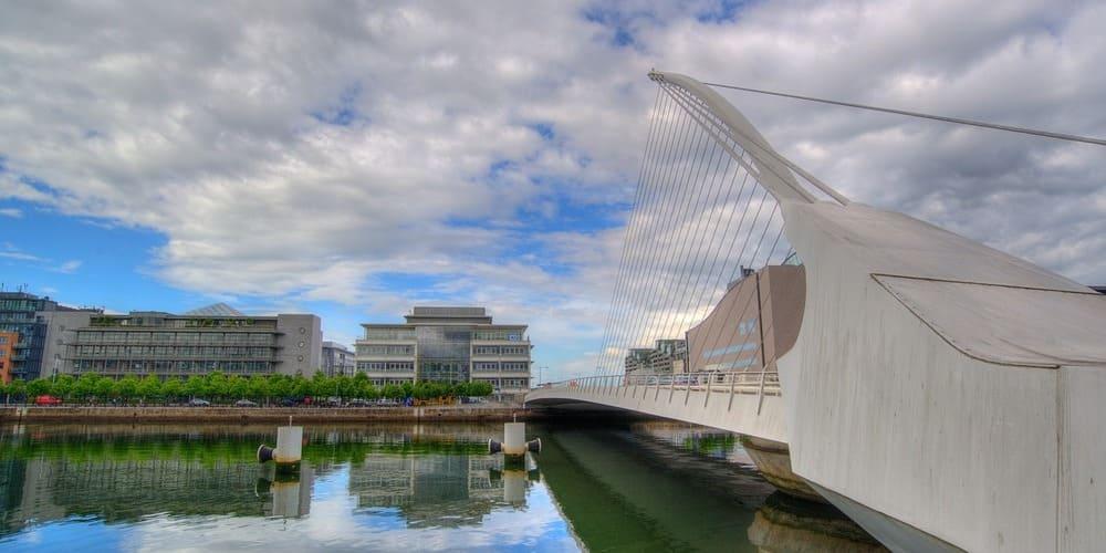 Qué hacer en 1 día en Dublín - pasear por el río Liffey