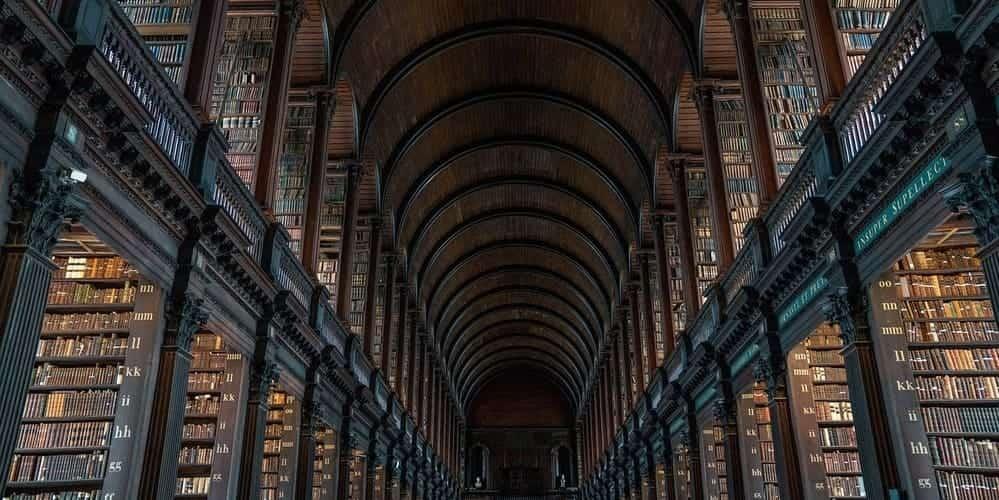 Qué ver en Dublin en un día - universidad del Trinity College