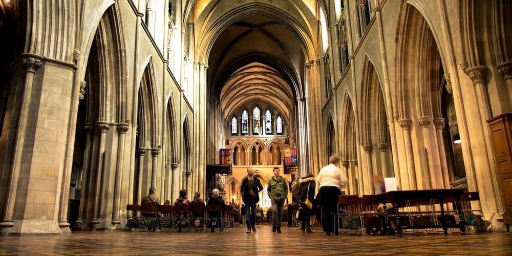 Qué ver en Dublín en 2 días - La Catedral de San Patricio