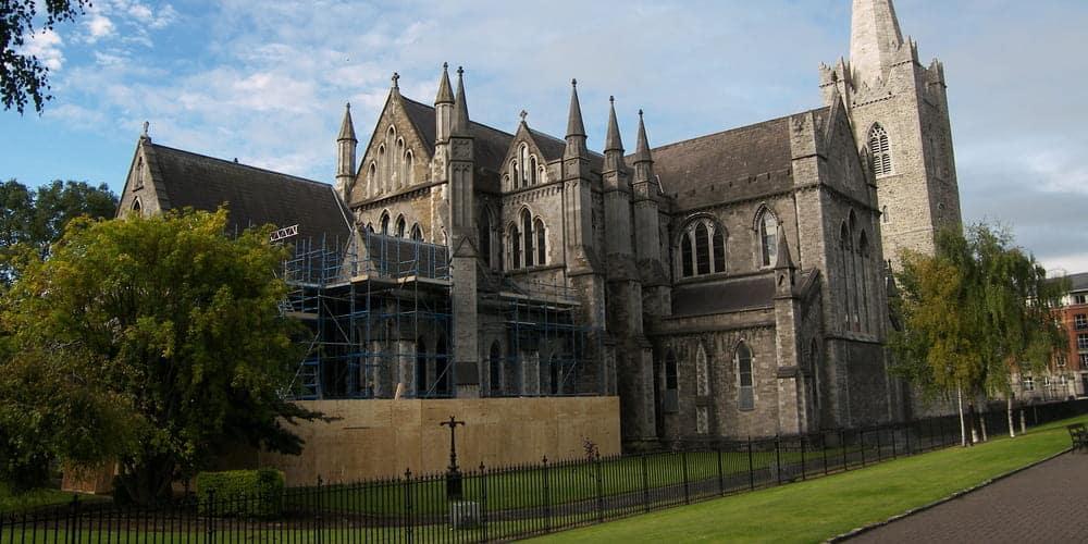 Conoce todo sobre la Catedral de Dublín