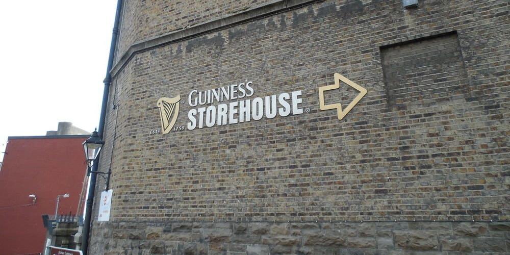 Qué ver en Dublín en 3 días - Guinness Storehouse